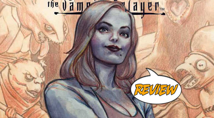 Buffy The Vampire Slayer #21 Review