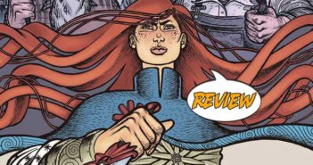 Crimson Flower #1 Review