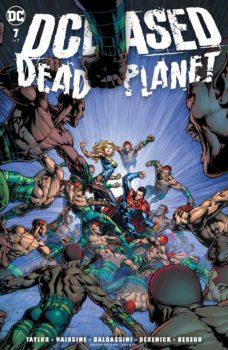DCeased Dead Planet #7