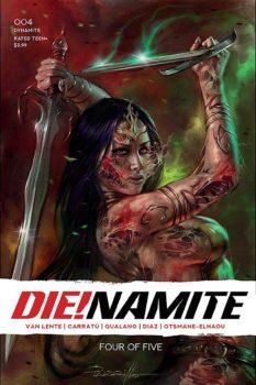 Die!namite #4