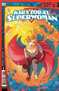 Kara Zor-El Superwoman #1