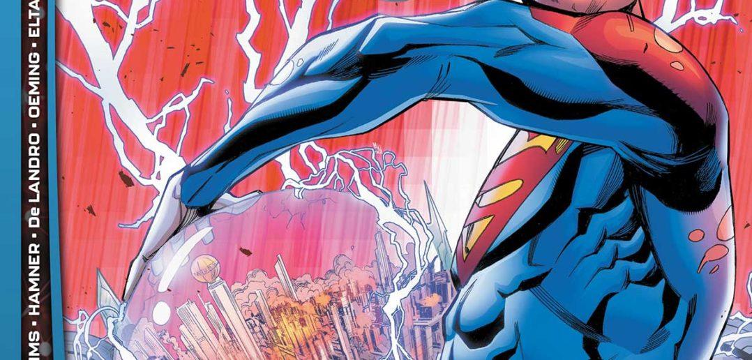 Future State: Superman of Metropolis