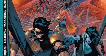 Future State Teen Titans #1