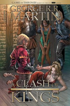 Game of Thrones a Clash of Kings #10