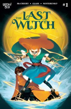The Last Witch #1