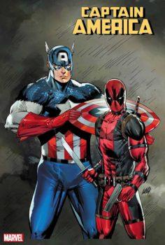 Rob Liefeld covers Marvel Comics