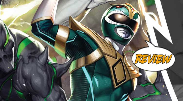 Mighty Morphin' #3 Review