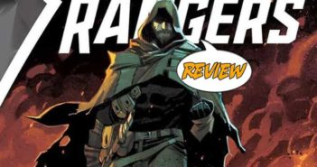 Power Rangers #3 Review