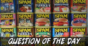 To SPAM or Not To SPAM QOTD