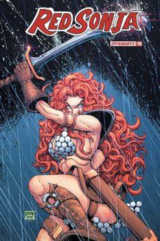Red Sonja #23