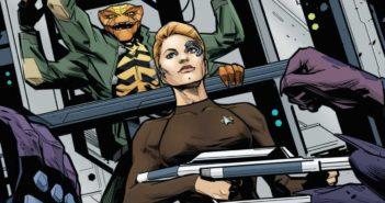 Star Trek Voyager Seven's Reckoning #3