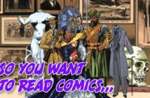 So You Want to Read Comics Steampunk Edition