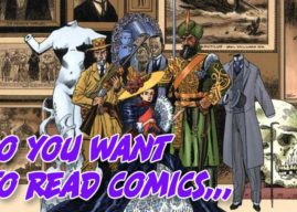 So You Want To Read Comics: Steampunk Edition