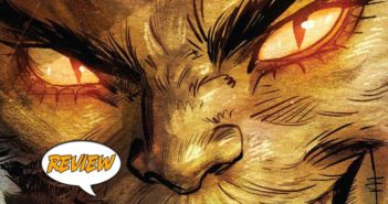 The Dreaming: Waking Hours #6 Review