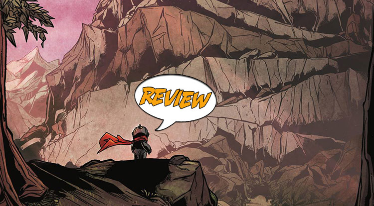 Canto II: The Hollow Men #4 Review