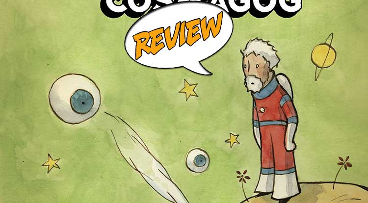 Colonel Weird Cosmagog #4 Review