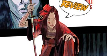 The Devil's Red Bride #4 Review