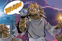 Doctor Who Comic #3 Review