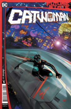 Future State Catwoman #1 Review