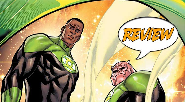 Future State Green Lantern #1 Review