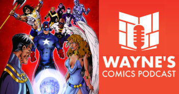 Wayne Hall, Wayne's Comics, Advent Comics, Tony Kittrell, Protectors, Baltimore Comic-Con, Merlynn, Cauldron, Gabriel Eskivo Santos, Greg LaRocque, Pantheon, Cosmos, Titan, Rich Buckler, Savior, Ace, Blackfire, Legend, Vanguard