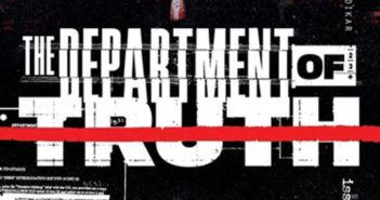 Department of Truth #5 Review