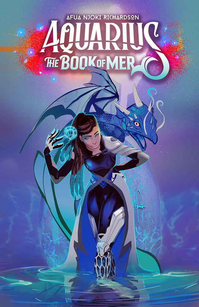 Aquarius: The Book of Mer