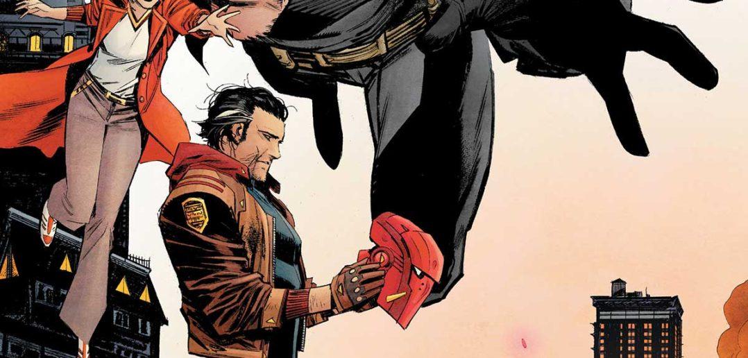 Batman: White Knight Presents Harley Quinn #5.