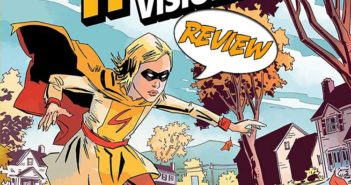 Black Hammer Visions #1 Review