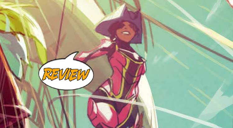 Champions #4 Review