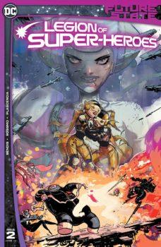 Future State Legion of Super-Heroes #2