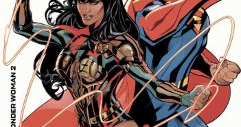 Future state superman wonder woman #2