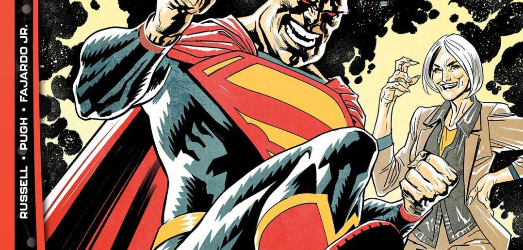 Future State: Superman vs Imperious Lex #2