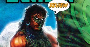Green Lantern: Season Two #11 Review
