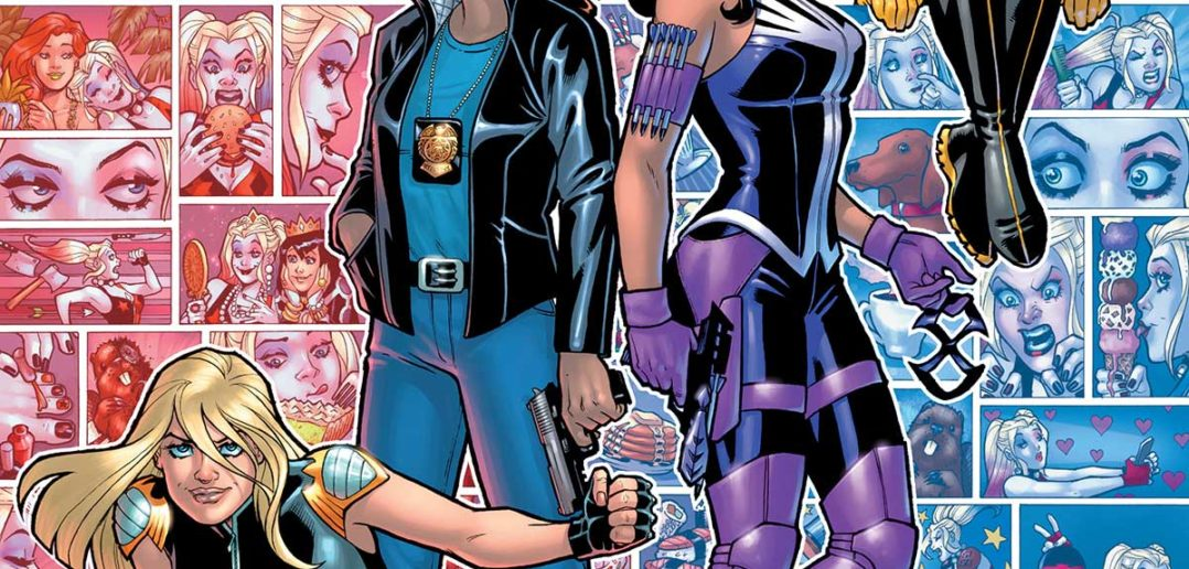 Harley Quinn and the Birds of Prey #4