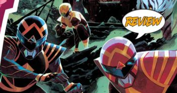 Power Rangers #4 Review