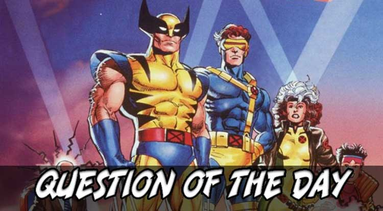 Best Superhero Cartoon QOTD