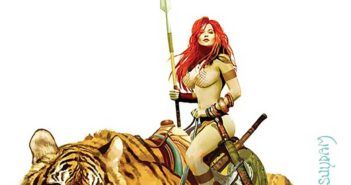 Red Sonja: Price of Blood #3