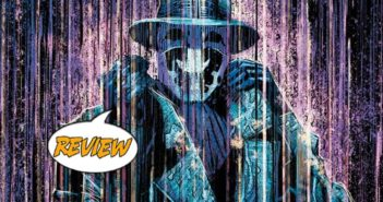 Rorschach #5 Review