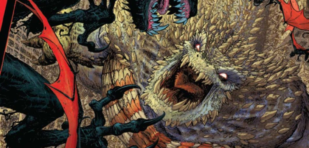 Planet of the Symbiotes #2