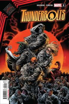 King in black thundrbolts #2