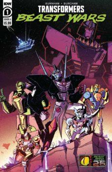 Transformers Beast Wars #1