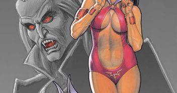 Vampirella: Valentine's Day Special 2021