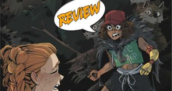 Goosebumps Secrets of the Swamp #5 Review