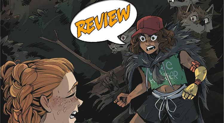 Goosebumps Secrets of the Swamp #5 Review