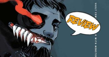 I walk with monsters #3 review