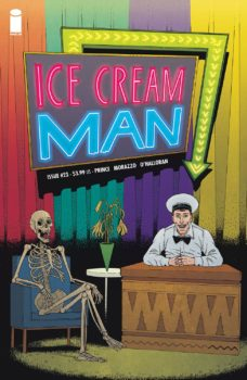Ice Cream Man #23 Review