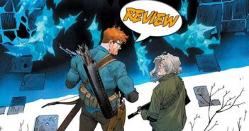 Once and Future #16 Review
