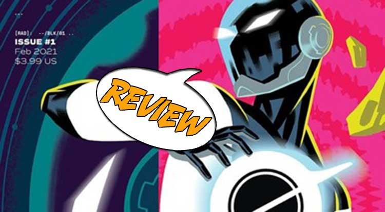Radiant Black #1 Review