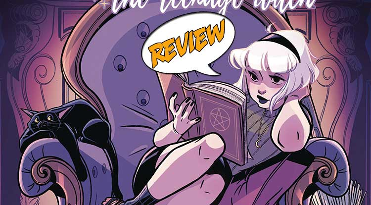 Sabrina Something Wicked #5 Review